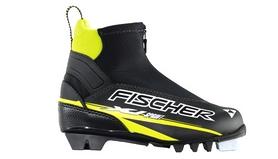 Ботинки для беговых лыж детские Fischer XJ Sprint 2015/2016