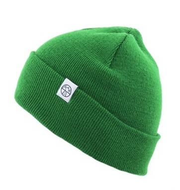 Шапка 5000 Miles Basic Lush green
