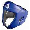 Шлем боксерский Adidas AIBA синий - фото 1