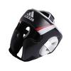 Шлем боксерский Adidas Training черно-белый - фото 1