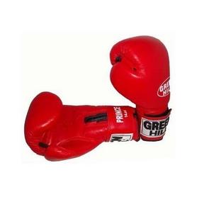 Перчатки боксерские Green Hill Prince красные