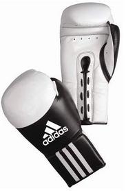 Фото 1 к товару Перчатки боксерские Adidas Hi-Tec