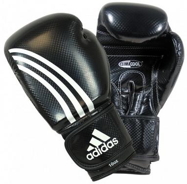 Перчатки боксерские Adidas Shadow черные