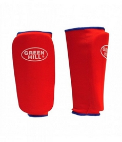 Защита для ног (колени) Green Hill красная