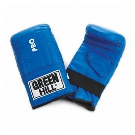 Перчатки снарядные Green Hill PRO синие