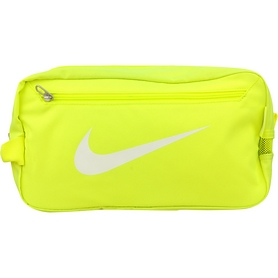 Сумка спортивная Nike Brasilia 6 Shoe Bag салатовая