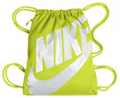 Рюкзак спортивный Nike Heritage Gymsack Green