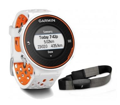 Спортивные часы Forerunner 620 White/Orange