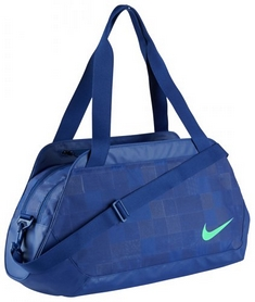 Сумка спортивная женская Nike Legend Club M Blue
