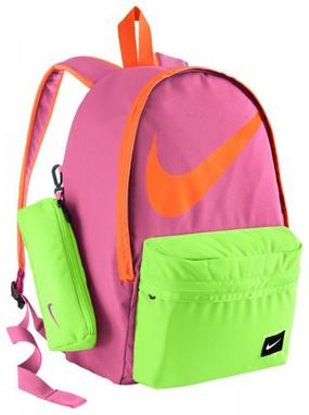 Рюкзак городской Nike Young Athletes Halfday Bt Pink