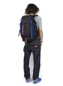 Фото 3 к товару Рюкзак городской Nike Net Skills Rucksack 2.0 черно-синий