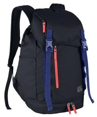 Рюкзак городской Nike Net Skills Rucksack 2.0 черно-синий