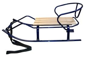 Санки зимние Спорт Ф1 синие