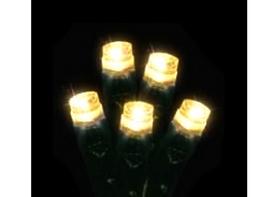 Фото 2 к товару Гирлянда статическая желтая Triumph Tree 13 м