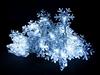 Гирлянда Luca Lighting Снежинка 3,9 м - фото 3