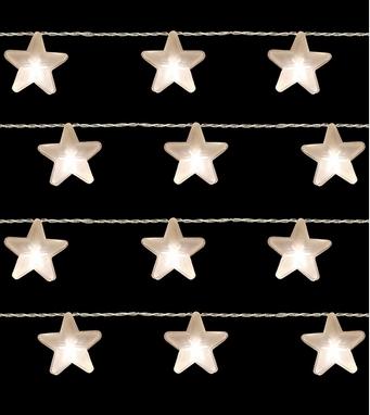 Гирлянда Luca Lighting Звезды 1,05 м