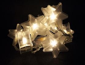 Фото 3 к товару Гирлянда Luca Lighting Звезды 1,05 м
