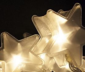 Фото 4 к товару Гирлянда Luca Lighting Звезды 1,05 м