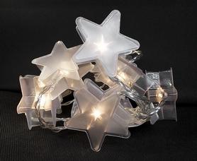 Фото 5 к товару Гирлянда Luca Lighting Звезды 1,05 м