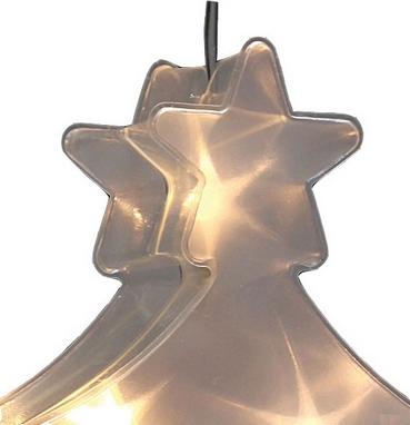 Украшение декоративное Luca Lighting Елочка