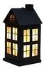 Украшение декоративное Luca Lighting Домик черный - фото 1