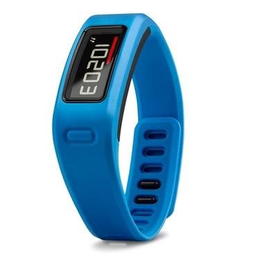 Браслет спортивный Garmin vivofit blue