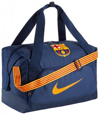 Сумка спортивная Nike Allegiance Barcelona Shield Co
