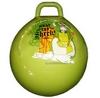Мяч попрыгун с ручкой Disney 45 см зеленый - фото 1