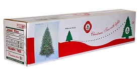 Фото 4 к товару Сосна с инеем TriumphTree Forest Frosted 3,05 м