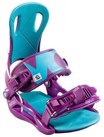 Крепления для сноуборда Volkl Straptec Initial purple