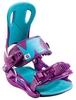Крепления для сноуборда Volkl Straptec Initial purple - фото 1