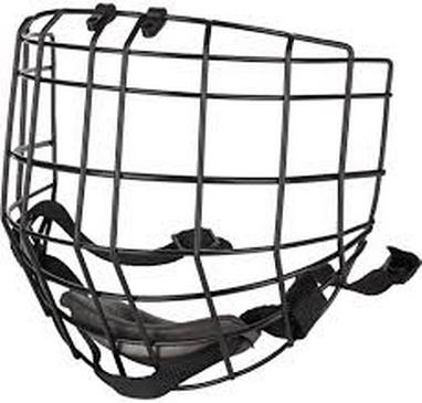 Маска для шлема Nordway Hockey cage черный