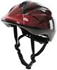 Велошлем регулируемый Reaction Kid's Helmet красно-черный - фото 1