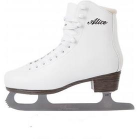 Распродажа*! Коньки фигурные женские Nordway ALICE Figure ice skates белые, размер - 39