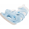 Коньки раздвижные детские Nordway CLICK-GIRL Kid's adjustable ice skates голубые - фото 2
