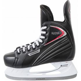 Коньки хоккейные Nordway MONTREAL Hockey ice skates черно-белые