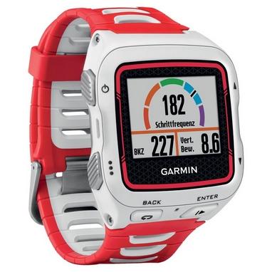 Часы мультиспортивные Garmin Forerunner 920XT White & Red
