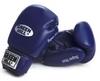 Перчатки боксерские Green Hill Super Star синие - фото 1