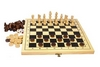 Набор из 3 игр (шахматы, шашки, нарды) Duke WJ1274 - фото 1