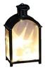 Фонарь декоративный Luca Lighting 11х7,5х20 см черный - фото 1