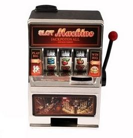 """Игровой мини-автомат """"Однорукий бандит"""" Duke TM006"""