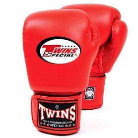 Перчатки боксерские Twins BGVL-3-RD красные