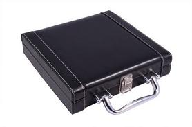 Фото 2 к товару Набор для игры в покер в кожаном кейсе Duke DL-100