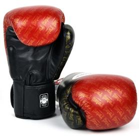 Распродажа*! Перчатки боксерские Twins FBGLL-TW1-RD красные - 14 Oz
