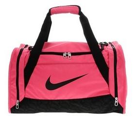 Фото 2 к товару Сумка спортивная Nike Womens Brasilia 6 Duffel S Red