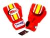 Перчатки боксерские Twins FBGV-3-RD красные - фото 1