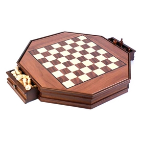 Фото 1 к товару Шахматы в деревянной коробке Duke CS29