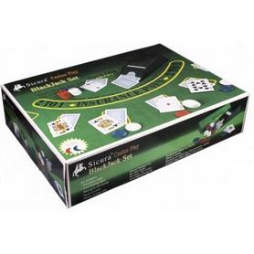 Фото 2 к товару Набор для игры в покер Duke BJ2200