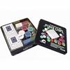 Набор для игры в покер в оловянном кейсе Duke TC04101N - фото 1