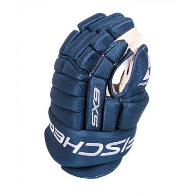 Перчатки хоккейные Fischer Hockey SX9 Gloves 2015/2016 Blue